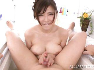японское порно с большой грудью