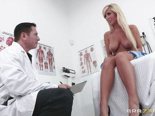 Порно видео секс с врачом