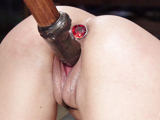 бесплатное видео порно с дилдо домашнее