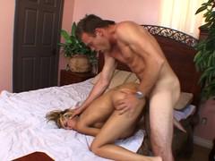 Секс с мамкой с большими сиськами