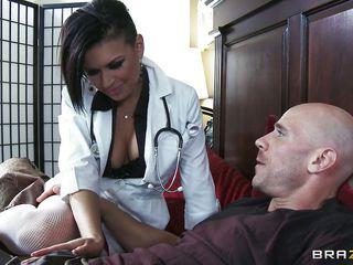 Порно видео бесплатно доктор